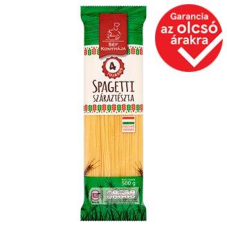 Séf Konyhája spagetti 4 tojásos száraztészta 500 g