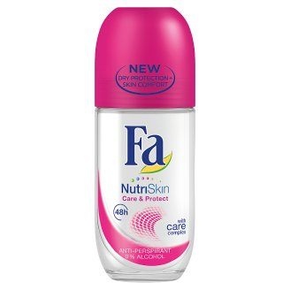 Fa NutriSkin Care & Protect Anti-Perspirant Deo Roll-on 50 ml