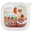 Tesco Pet Specialist Complete Dog Food Pate with Duck and Liver and Vegetables 300 g