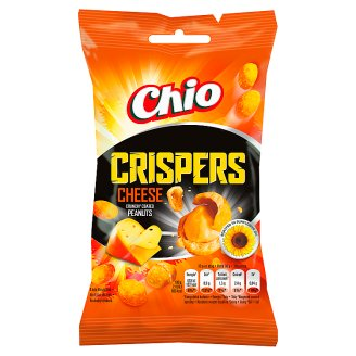 Chio Crispers Coated Peanuts with Cheese Flavour 60 g