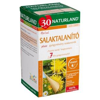 Naturland Herbal Salaktalanító Plusz gyógynövény teakeverék 20 filter 35 g