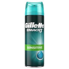 Gillette Mach3 Complete Defense Sensitive Men's Shaving Gel 200ml