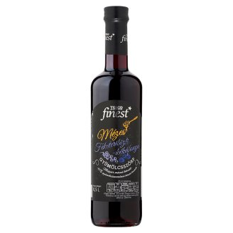 Tesco Finest Honey Blackcurrant-Blueberry Fruit Syrup 0,5 l