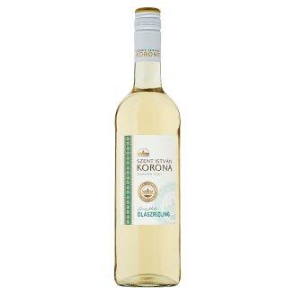 Szent István Korona Etyek-Budai Olaszrizling Dry White Wine 11,5% 0,75 l