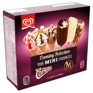 Evening Selection Cornetto és Magnum jégkrémválogatás 6 x 60 ml