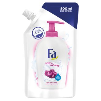 Fa Soft & Caring Acai Berry Cream Soap Refill 500 ml
