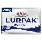 Lurpak enyhén sózott dán vaj 200 g