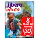 Libero Up&Go 8 19-30 kg Nappies 30 pcs