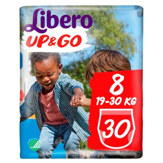 Libero Up&Go 8 19-30 kg Nappies 30 pcs