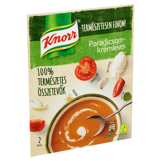 Knorr paradicsom-krémleves 70 g