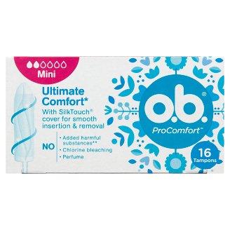 o.b. ProComfort Mini tampon 16 db