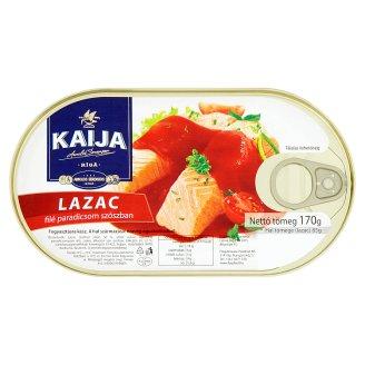 Kaija Salmon Fillet in Tomato Sauce 170 g