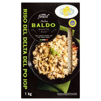 Tesco Finest Baldo Risotto Rice 1 kg