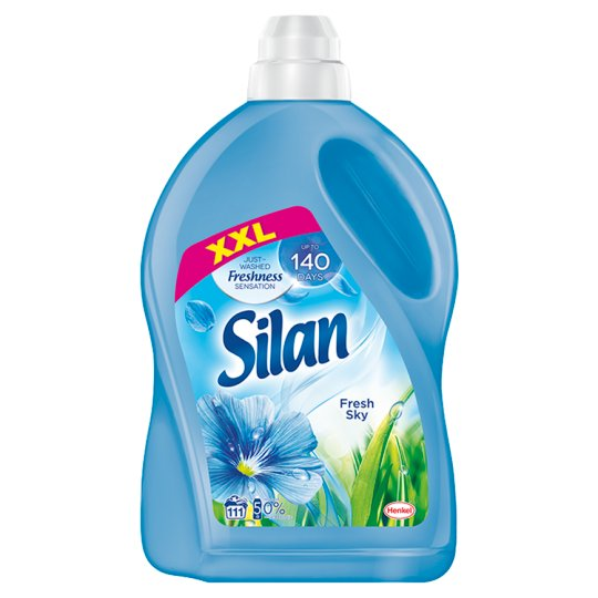 Silan Fresh Sky Softener 2775 ml