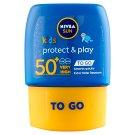 NIVEA SUN Protect & Care Sun Lotion for Kids FF50+ 50 ml
