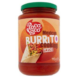 Poco Loco Burrito Cooking Sauce 440 g