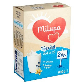 Milupa Junior 2 Vanilla Flavoured Drink for Kids 24+ Months 600 g