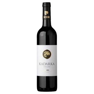 Bodri Szekszárdi Kadarka száraz vörösbor 13% 750 ml