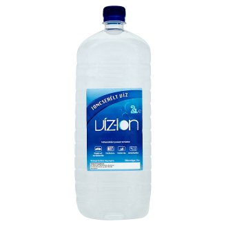 Víz-Ion Deionized Water 2 l