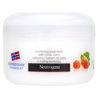 Neutrogena Norwegian Formula Nourishing Body Balm with Nordic Berry 200 ml