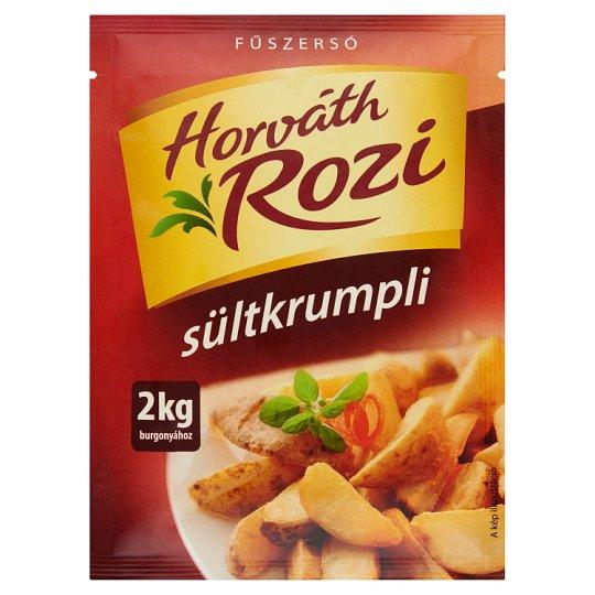 Horváth Rozi French Fries Seasoned Salt 30 g