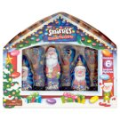 Smarties Santa's Workshop Milk Chocolate Figure with Milk Chocolate Candy Dragées 6 pcs 124 g