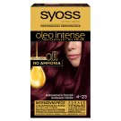 Syoss Color Oleo Intense Oil Hair Colorant 4-23 Burgundy Red