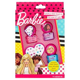 Barbie Nail Polish Set