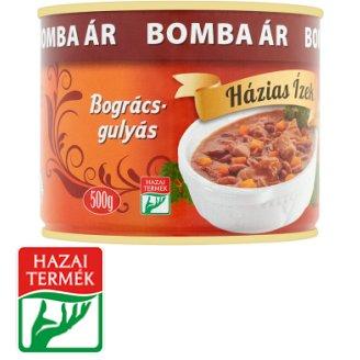 Házias Ízek Bean Goulash 500 g