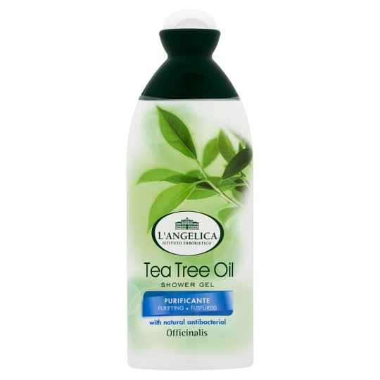 L'Angelica Officinalis Teafaolaj tusfürdő 250 ml