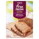 Tesco Free From gluténmentes sütőkeverék többmagvas kenyér készítéséhez 500 g