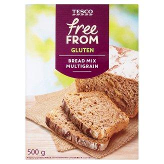 Tesco Free From Gluten-Free Multigrain Bread Mixture 500 g