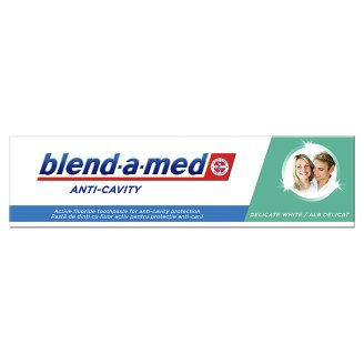 Blend-a-med Anti-Cavity Toothpaste Delicate White 100 ml