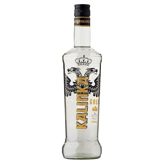 Kalinka Gold gyógynövényekkel ízesített vodka 37,5% 0,7 l