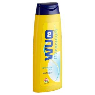 WU2 Miraculum korpásodás elleni sampon 250 ml