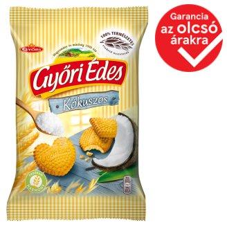 Győri Édes kókuszos, omlós keksz 180 g
