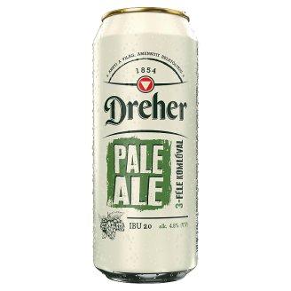 Dreher Pale Ale felsőerjesztésű világos sör 4,8% 0,5 l