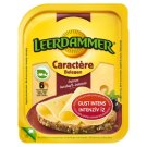 Leerdammer Caractère Fat, Semi-Hard, Sliced Cheese 125 g