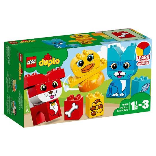 LEGO DUPLO My First Első házikedvencek kirakóm 10858