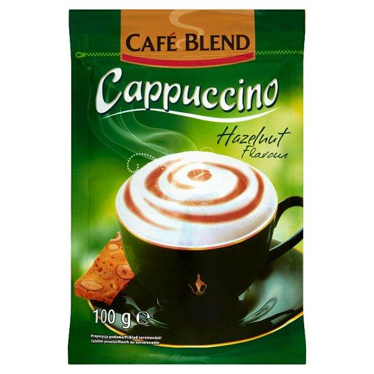 Café Blend instant mogyoró ízű italpor pótkávé- és kávékivonattal 100 g