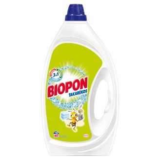 Biopon Takarékos Liquid Detergent 60 Washes 3 l