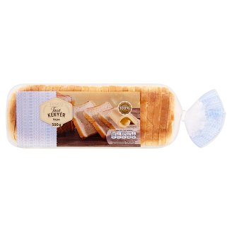 Tesco Toast Bread with Butter Flavour 500 g