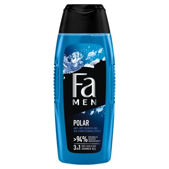 Fa Men Xtreme Polar tusfürdő 400 ml