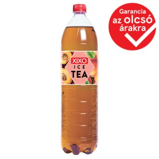 XIXO Ice Tea Peach Flavoured Soft Drink 1,5 l