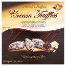 Maître Truffout Milk Chocolate Pralines with Creamy Filling and White Chocolate Flakes 200 g