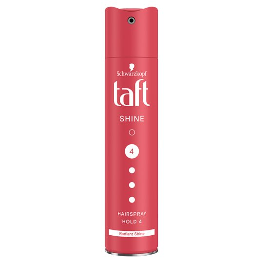 Taft Hair Spray 10 Carat Shine - Ultra Strong 250 ml
