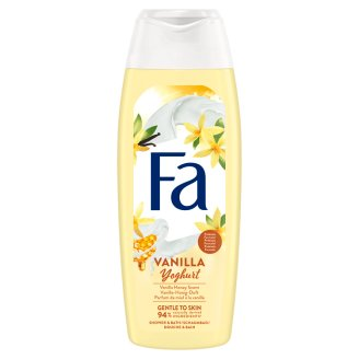 Fa Yoghurt Vanilla Honey Cream Bath 500 ml