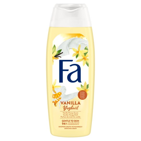 Fa Yoghurt Vanilla Honey Cream Bath 500 ml