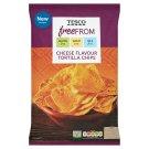 Tesco Free From gluténmentes és tejmentes, sajtízű kukoricasnack 200 g
