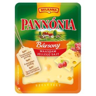 Pannónia Bársony Sliced Cheese 125 g